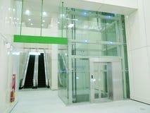 winda przejrzysta Zdjęcia Royalty Free