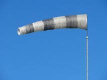 Windablage lizenzfreies stockfoto