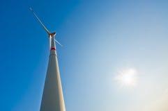 Windbauernhof Lizenzfreie Stockfotos