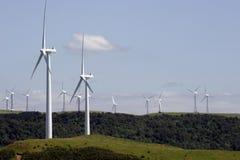 Windbauernhof Lizenzfreie Stockfotografie