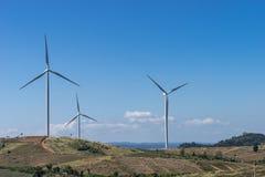 Windbauernhof 1 Lizenzfreies Stockbild