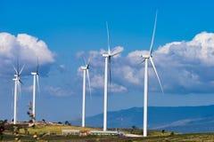 Windbauernhof 6 Lizenzfreie Stockfotos