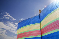 Windbreak Stock Images