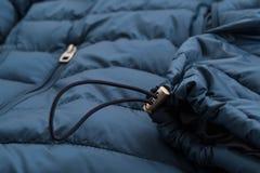 Windbreaker jacket Royalty Free Stock Image
