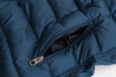 Windbreaker jacket Royalty Free Stock Images