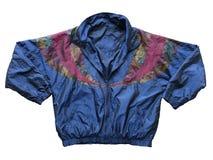Windbreaker sportów kurtka, pulower, sport odzież Zdjęcia Royalty Free