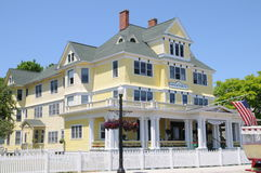 Windemere Inn Mackinac Island Michigan Royalty Free Stock Photography