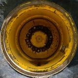 Winden-Reifen Rim Closeup Lizenzfreie Stockbilder