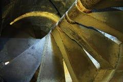 Winden sich Treppen Lizenzfreie Stockbilder