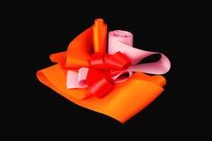 Windende linten Royalty-vrije Stock Afbeeldingen