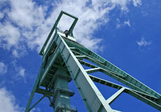Windende toren Stock Fotografie