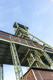 Windende Toren van Grube Georg in Willroth Royalty-vrije Stock Afbeelding