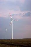 Windenergie Stockbild