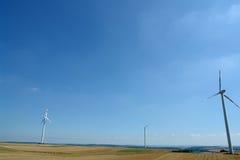 Windenergie Lizenzfreie Stockfotos