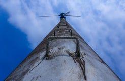 Windenergieturbines Royalty-vrije Stock Afbeeldingen