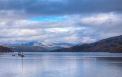 windermere озера Стоковые Изображения RF