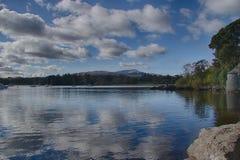 Windermere湖2 免版税库存图片