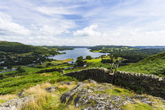 Windermere Royaltyfria Bilder