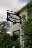 Whitehouse Pub, Windermere B.C. Canada Royalty Free Stock Photography