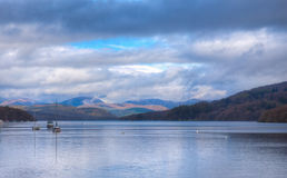 Windermere de lac Images libres de droits