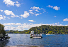Windermere Ferry Stock Image