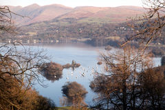 Windermere lake Royalty Free Stock Photo