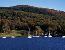 Windermere, Lake District, England. Royalty Free Stock Photo