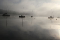 Windermere morn Stock Photo