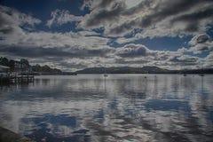 Windermere sjö 5 Royaltyfri Foto