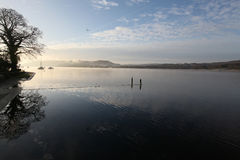 Windermere in Winter Stock Photos
