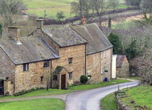 Winderton, Warwickshire Lizenzfreie Stockbilder