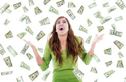 Windfall Royalty Free Stock Photo