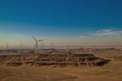 Windfarm Stock Image