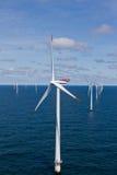 windfarm стоковое изображение rf