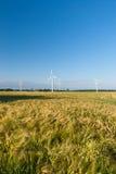 Windfarm Fotografia Stock