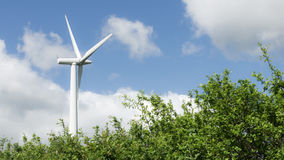 Windfarm Zdjęcie Stock