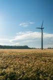Windfarm Obrazy Royalty Free