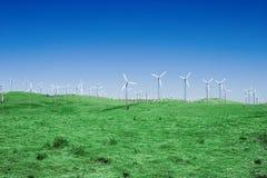 windfarm 4 Στοκ Εικόνα