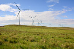 Windfarm Fotografia Royalty Free