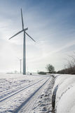Windfarm Royalty Free Stock Images