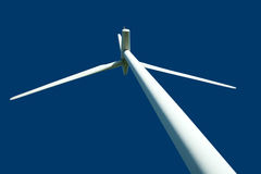 Windfarm Reino Unido Imagens de Stock Royalty Free