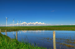 Windfarm Stock Photography