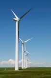 Windfarm Royalty Free Stock Photos