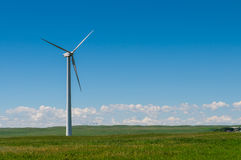 Windfarm Royalty Free Stock Photography