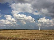 Windfarm Royalty Free Stock Image