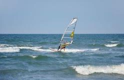 windfsurfer Zdjęcie Stock
