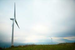 Windgenerator Lizenzfreies Stockbild