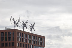 Windgeneratoren Stockbilder