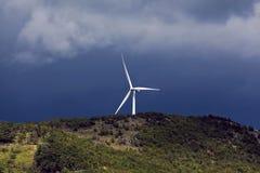 Windgenerators 2 Royalty-vrije Stock Foto
