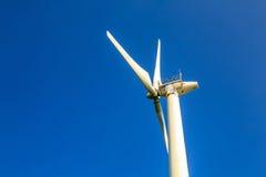 Windgeneratorturbinen Lizenzfreies Stockfoto